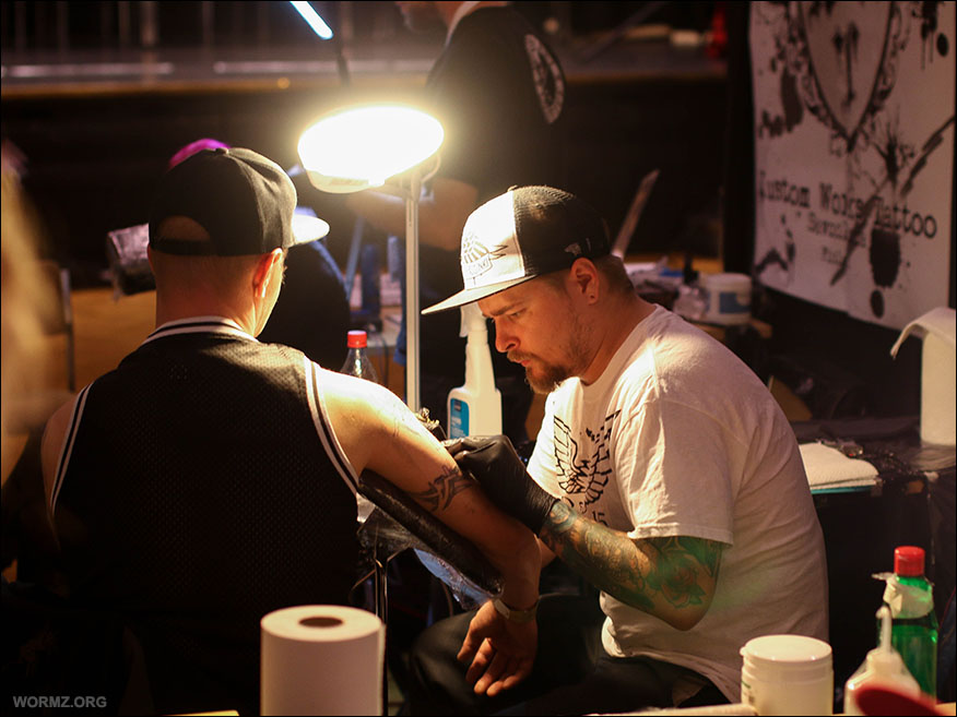 Road to ink 5