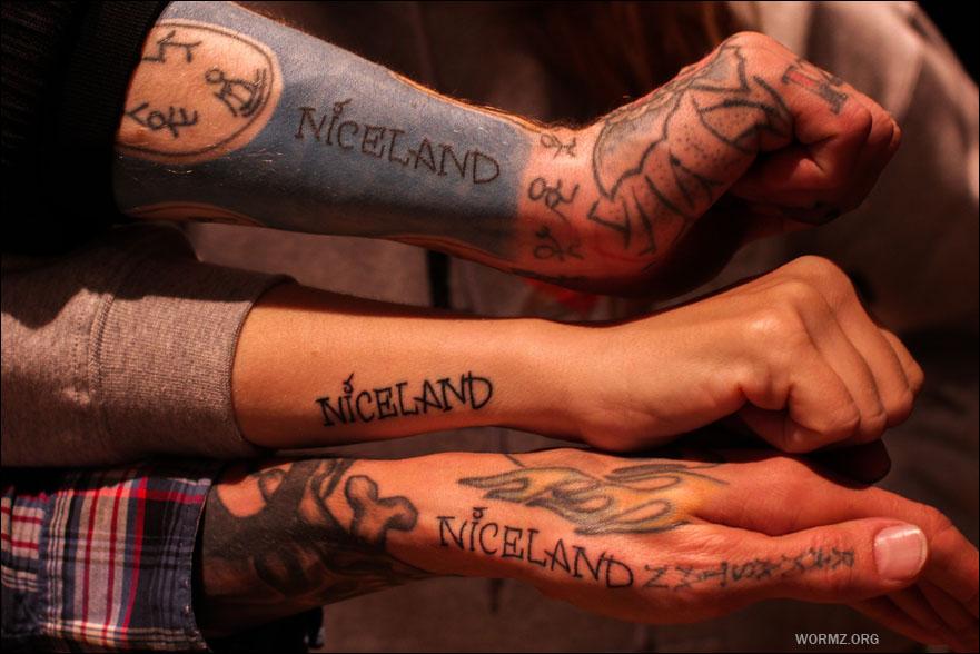 Niceland by WORMZ
