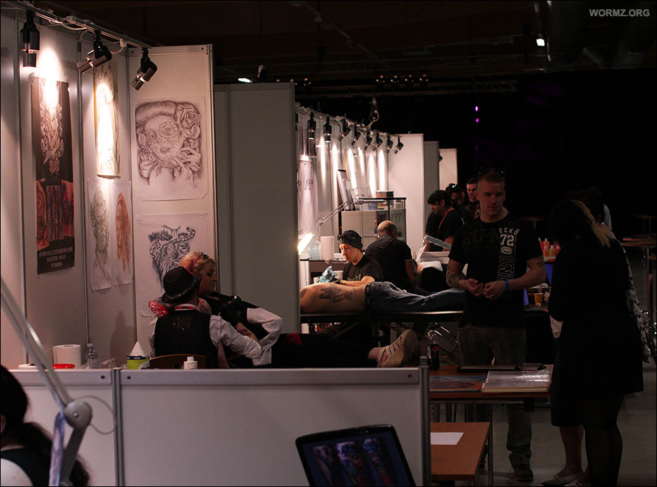 JKL tattoo convention