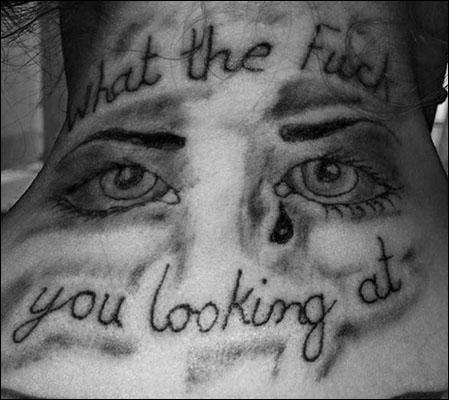 Niska tatuointi