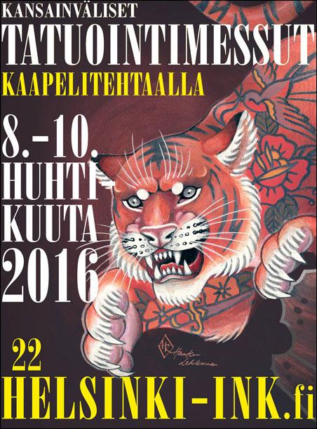 Helsinki Ink 2016