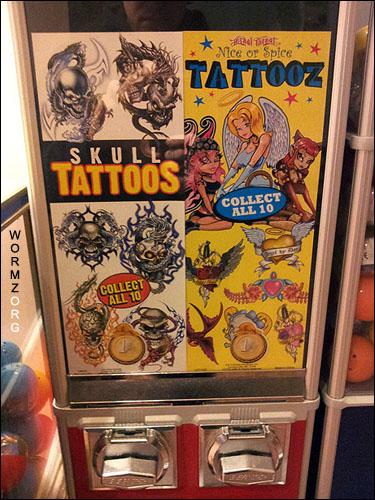 Juustoportti Tattoo