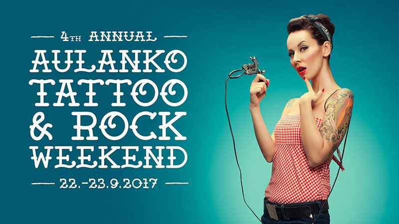 Aulanko Tattoo Rock Weekend