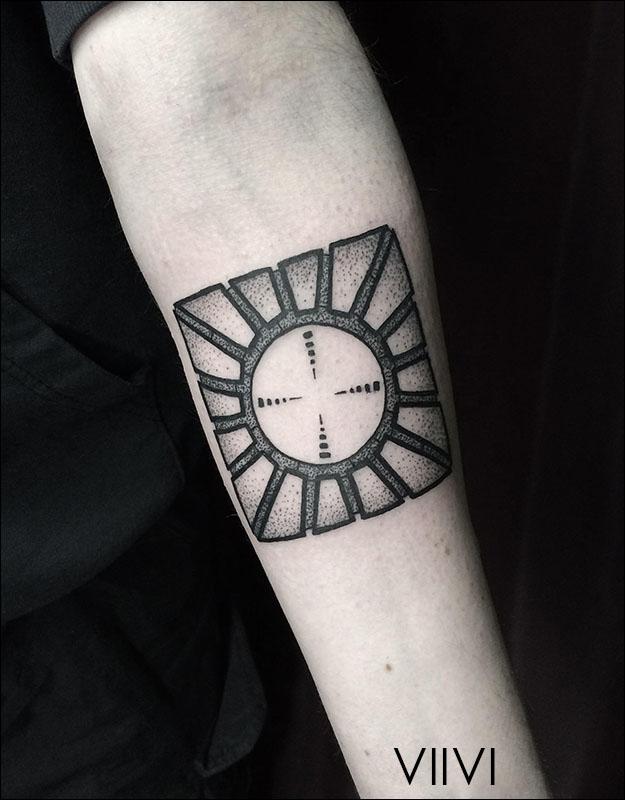 Hellraiser tatuonti