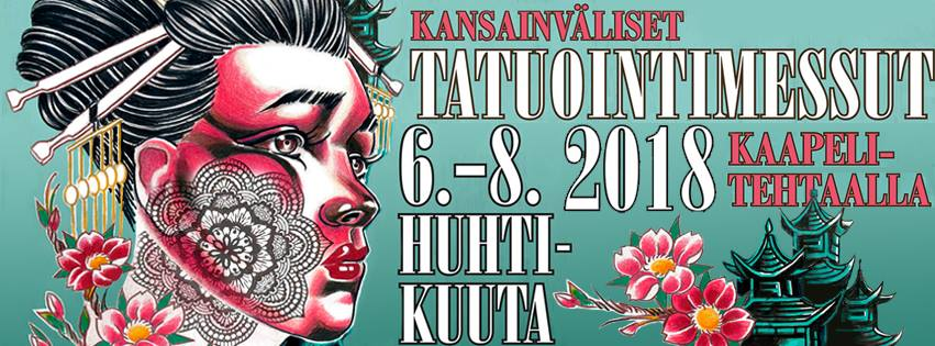 Helsinki tattoo convention