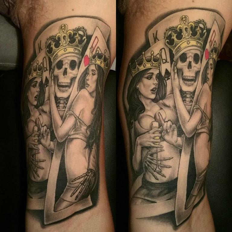Chicano tatuointi