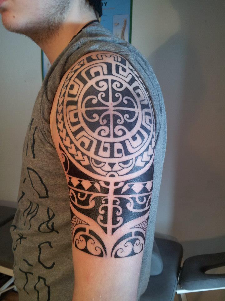 Tribal tatuointi