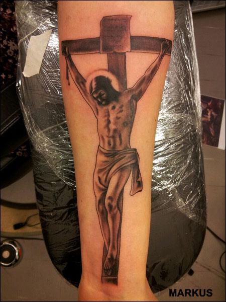Jeesus tatuointi
