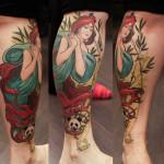 Mucha tatuonti