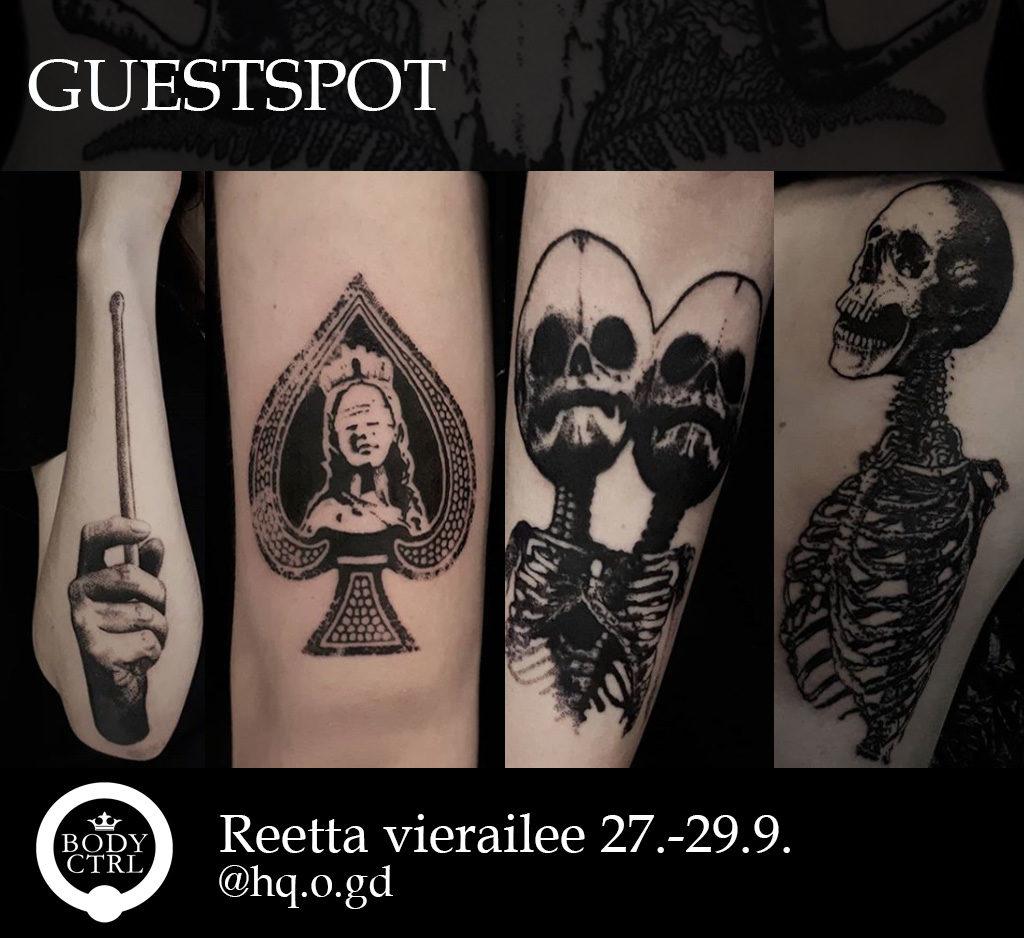 Reetta guestspot