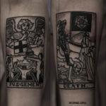 tarot tatuointi