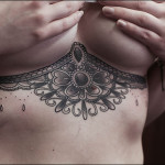 Mandala tatuointi