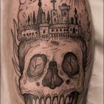 Kallo tatuointi